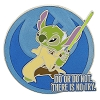 Disney Pin - Star Wars - Yoda Stitch There is No Try