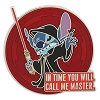 Disney Star Wars Pin - Emperor Stitch - Call Me Master