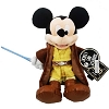 Disney Plush - Star Wars Weekends 2015 - Jedi Knight Mickey Mouse