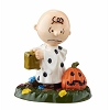 Peanuts Figurine - Halloween Treat