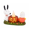 Peanuts Figurine - Snoopy's Pumpkin Surprise