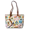Disney Dooney & Bourke Bag - Disney World Retro - Shopper