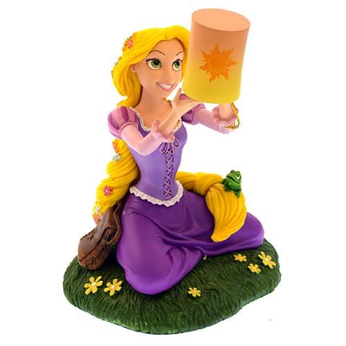 Rapunzel Cake Topper Figurines