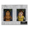 Disney Vinylmation Figure - Animation Series 5 - Tarzan & Jane 2 Pack