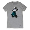 Disney Ladies Shirt - The Haunted Mansion - Minnie Mouse - Limited