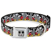 Disney Designer Pet Collar - Mickey Mouse Wearing Glasses