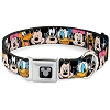 Disney Designer Pet Collar - Mickey and Friends