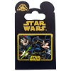 Disney Pin - Star Wars Weekends 2015 -  Darth Goofy Jedi Mickey