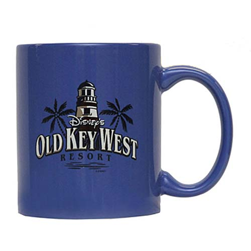 Your Wdw Store Disney Coffee Cup Mug Old Key West Resort