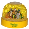 Rainforest Cafe Snow Globe - Cha Cha and the Wild Bunch