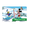 Disney Collectible Gift Card - Mickey & Donald - Skiing