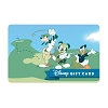 Disney Collectible Gift Card - Mickey Golfing with Pals