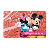 Disney Collectible Gift Card - Mickey & Minnie - Be Mine