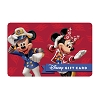 Disney Collectible Gift Card - Mickey & Minnie - Cruise