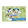 Disney Collectible Gift Card - Mickey & Minnie Skating