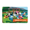 Disney Collectible Gift Card - Mickey & Pals - Playground