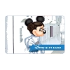 Disney Collectible Gift Card - Minnie - Princess Leia
