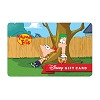 Disney Collectible Gift Card - Phineas & Ferb