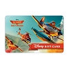 Disney Collectible Gift Card - Planes: Fire & Rescue - Fearless Heroes