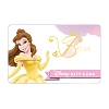 Disney Collectible Gift Card - Princess at Heart - Belle