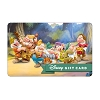 Disney Collectible Gift Card - Seven Dwarfs