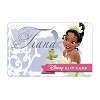 Disney Collectible Gift Card - Tiana and the Prince