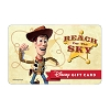 Disney Collectible Gift Card - Toy Story - Reach for the Sky