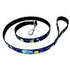 Disney Designer Pet Leash - Monsters U - Sulley & Mike - Checkers