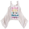 Disney WOMEN'S Shirt - Mickey and Minnie Fashion Tank - Long Sides