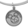 Disney Alex and Ani Charm Bracelet - Disney Vacation Club - Silver