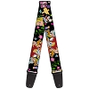 Disney Designer Guitar Strap - Alice in Wonderland
