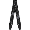 Disney Designer Guitar Strap - Nightmare Before Christmas Jack Skellington 1