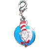 Universal Dangle Charm - Dr Seuss Cat in the Hat