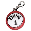 Universal Dangle Charm - Dr Seuss - Thing 1