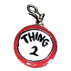 Universal Dangle Charm - Dr Seuss - Thing 2