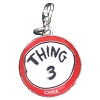 Universal Dangle Charm - Dr Seuss - Thing 3