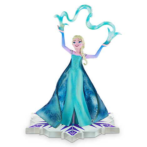 Your Wdw Store Disney Medium Figure Frozen Elsa Winter