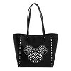 Disney Vera Bradley Bag - Laser Cut Mickey - Black Tote
