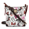 Disney Dooney & Bourke - Minnie Hearts and Bows - Letter Carrier