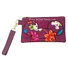 Disney Wristlet - Hawaiian Floral Mickey Icon