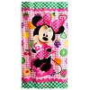 Disney Beach Towel - Minnie Mouse Clubhouse