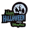 Disney Halloween Pin - Happy Halloween 2015 - Hitchhiking Ghost
