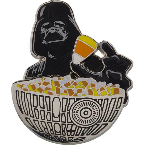 disney halloween pin halloween star wars darth vader candy bowl - Halloween Darth Vader
