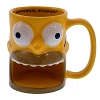 Universal Coffee Cup Mug - The Simpsons - Homer Simpson - Biscuit