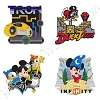 Disney GenEARation D Boxed Pin Set  - Digital Disney - 4 Pin Set