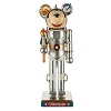 Disney Nutcracker Figure - Mickey Mouse Tomorrowland - 12 1/2''