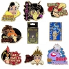 Disney Mystery Pin Set - Villains Quotes - 8 PIN COMPLETE SET