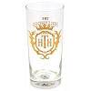 Disney Tumbler Glass - Hollywood Tower Hotel - Tower of Terror