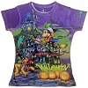 Disney Ladies Shirt - Witch Minnie Halloween Logo 2015