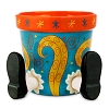 Disney Flower Pot - Alice in Wonderland Flower Pot - Medium